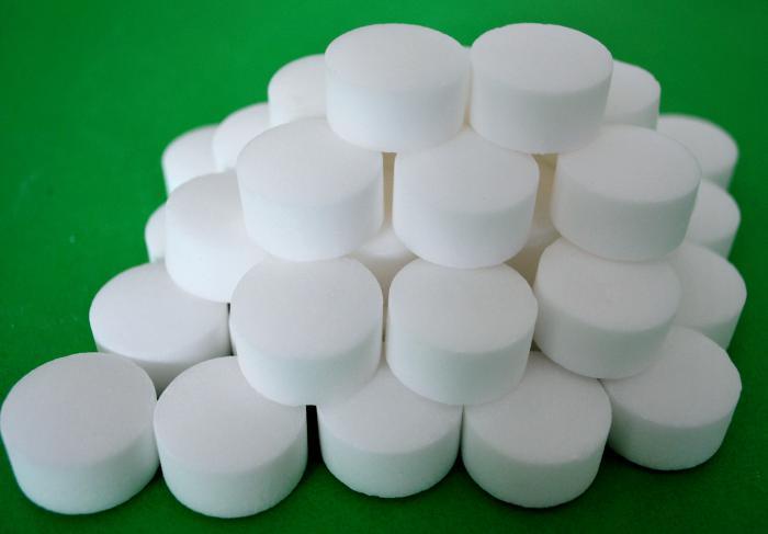 Tabletovaná soľ 25kg